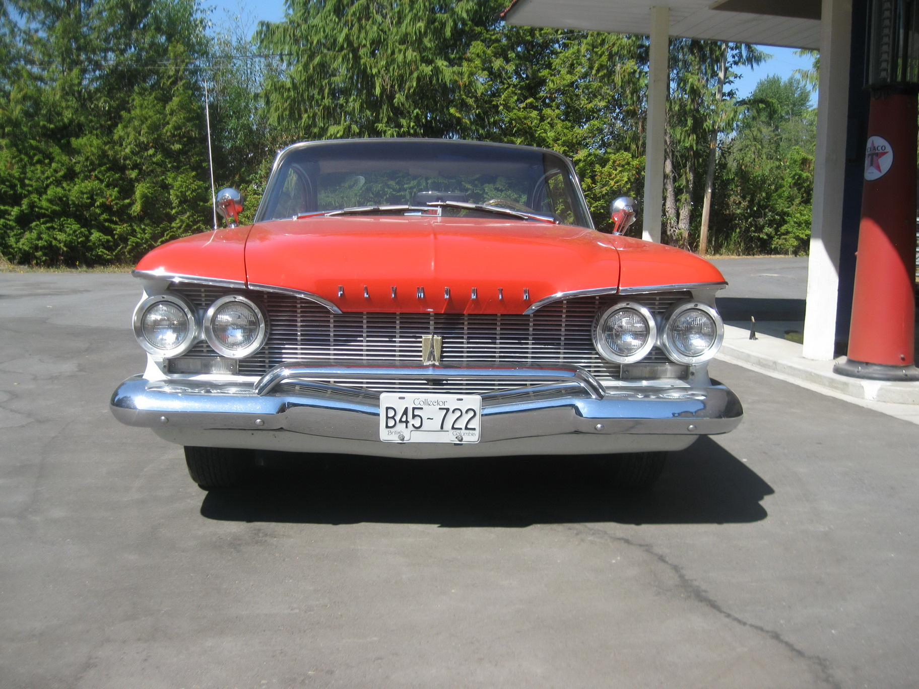 1960 Plymouth Fury Hardtop The Rod God 1950s 1 21